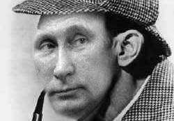 Putin Holmes Russian Rocket ISIS ISS Mixup
